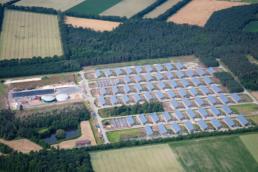 Saerbeck Photovoltaikanlage